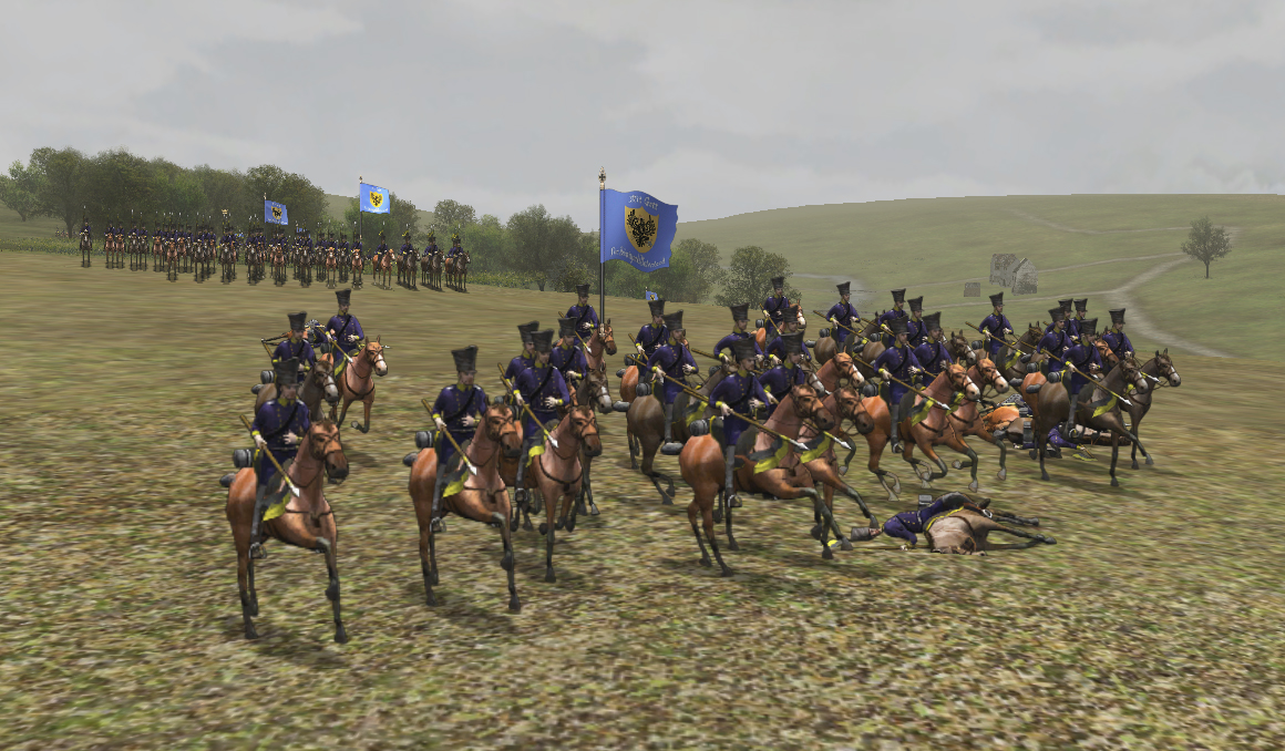 Scourge of War: Waterloo (2015) PC | ReLoaded - Скриншот 3